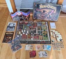 HEROQUEST en VF et 100% complet GAME WORSHOP WARHAMMER - bon état