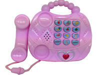 KIDS PURSE/BAG SHAPE TOY PHONE LEARNING ACTIVITIES FOR GIRLS