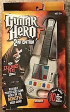 """NEW Red Octane Guitar Hero 2nd Edition 7"""" Carabiner with 10 Tracks & 3 Levels"""