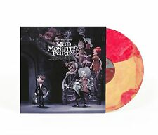 Mad Monster Party Soundtrack LP 180 Gram Pink and Yellow Swirl Vinyl 2016 NEW