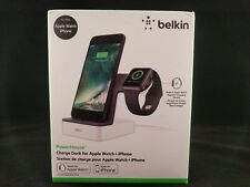 Belkin (PowerHouse Charge Dock) for Apple Watch and iPhone