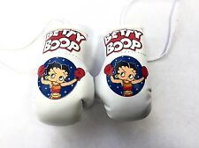 Betty Boop Mini Boxing Gloves (Boxing Champion) Highly collectable