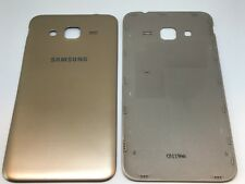 Rückschale Backcover Cover Akku Deckel Gold Für Samsung Galaxy J3 J320F 2016