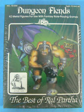 SEALED BEST OF RAL PARTHA DUNGEON FIENDS ROLE-PLAYING GAMES 10 METAL FIGURES