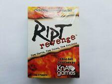 New Innova Disc Golf Card Game Ript Revenge - New Cards, New Rules, New Attitude