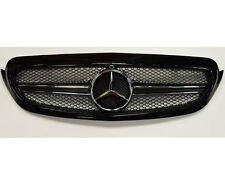 Mercedes W205 S205 C Class C180 C200 C250 C350 C450 Sport grille grill Elegance
