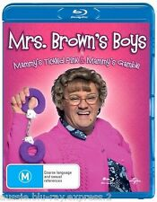 Mrs.Brown's Boys: Mammy's Tickled Pink & Mammy's Gamble