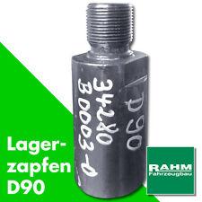 Eberhardt-Steinsicherungspflug  -  Lagerzapfen D90