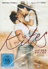 KITES / AUF DER FLUCHT - Original Bollywood Film DVD mit Hrithik Roshan