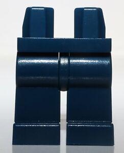 Lego Dark Blue Minifig Hips and Legs