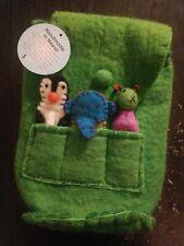 Archimedes Wear - Kids Backpack w/ Finger Puppets