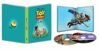 Toy Story  Steelbook 4K UHD & Blu-ray discs, 2019)  Available Now