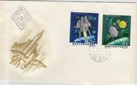 Hungary 1964 Space Postal History Stamps Cover Ref: R7717