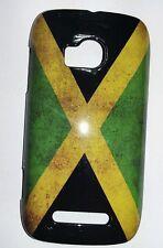 NOKIA LUMIA 710 N710 COVER case FLAG BANDIERA FLAG JAMAICA VINTAGE jamaica CASE