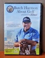 Butch Harmon - About Golf   DVD    BRAND NEW