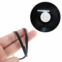 Universal Common Flat Rubber Belt Mix Cassette Tape Machine Belt 20Pcs 110-145mm