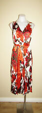 Size 16 gorgeous bright beautiful cocktail evening dinner party dress
