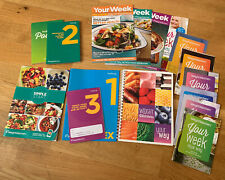 Weight Watchers Resources, Booklets With Recipe Ideas, Meal Plans & Weekly Tips