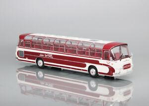 Bus SETRA S14 1961 1:43 Hachette