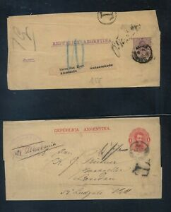 Argentina  2  wrappers  to Germany  and  England