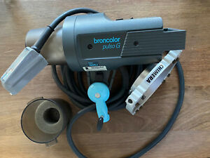 Broncolor Pulso G Head, 1600Ws - Good Condition With Chimera Speed ring