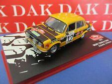 Die cast 1/43 Modellino Auto Seat 124D S 1800 Rally Monte Carlo 1977 A. Zanini