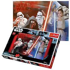 Trefl 200 Stück Kinder Jungen Star Wars Lichtschwerte Fight Stormtrooper