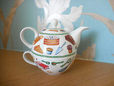 "ROYAL WORCESTER - TEA FOR ONE -"" BAKING DAY "" - VERY GOOD CONDITION."