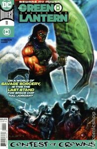 Green Lantern Season 2 #11A VF 2021 Stock Image