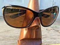 Kirkland Signature Oversized Brown Sunglasses Italy M16 64 18 119