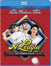 League of Their Own With Tom Hanks Blu-ray Region 1 043396392717