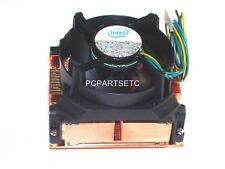 Intel 5100 5300 5400 Quad Core Xeon Copper CPU Heatsink D39267 Socket LGA771