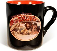 Cheech and Chong Up in Smoke 14 oz Ceramic Mug by Silver Buffalo