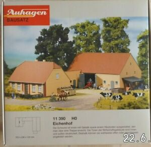 Auhagen HO  11390, Bausatz Eichenhof