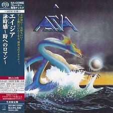 ASIA - Self Titled S/T - JAPAN Mini LP SACD SHM CD - Brand New OOP