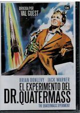 El experimento del Dr. Quatermass (DVD Nuevo)