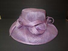 BN Beautiful Ladies Fancy Lavender Hat