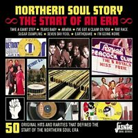 Northern Soul Story - The Start of an Era - 50 Original Hits and Rarities [CD]