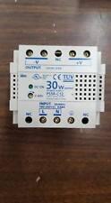 IDEC PS5R-C12 12VDC 2.5A 30W POWER SUPPLY   W334