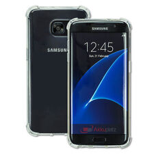Samsung Galaxy S8+ Plus Bumper Case Cover Schutz Hülle Etui Silikon Anti-Shock