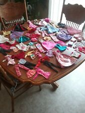 Barbie clothes and accessories lot, 1990s-2000s