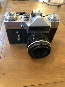 Zenit-E Olimpics Vintage Camera