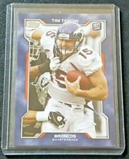 2011 Topps Redemption Rookie Tim Tebow! Awesome RC!