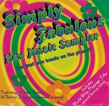 Simply Fabulous New Music Sampler - EMI Christian Music (CD)