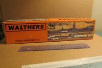 Walthers 6646 60' Utility Combine Kit HO Scale Less Trucks Passenger NOS Decal