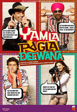 Yamla Pagla Deewana - DVD (Dharmendra, Sunny Deol, Bobby Deol...) Bollywood