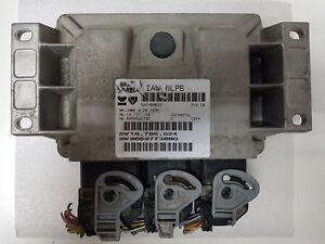 Peugeot 407  2008 2.0 IAW6LPB 9659580780