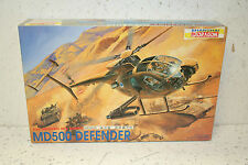 MD 500 DEFENDER HELICOPTER 1:35 SCALE DRAGON # 3525