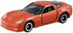 TOMICA #5 CHEVROLET CORVETTE Z06 ORANGE SCALE 1/64 Diecast Model Car in stock