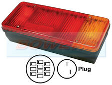 IVECO EUROCARGO DAILY TIPPER REAR TAIL LIGHT LAMP UNIT RIGHT HAND R/H RH OFFSIDE